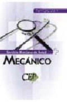 Cdaea.es Temario Vol. Ii. Oposiciones Mecánico Servicio Murciano De Salud Image
