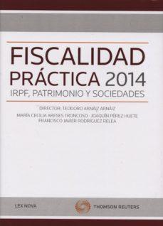 Geekmag.es Fiscalidad Práctica 2014: Irpf, Patrimonio Y Sociedades (Papel + E-book) Image