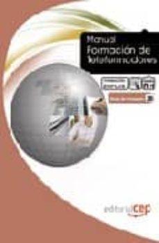 Costosdelaimpunidad.mx Manual Formacion De Teleformadores. Formacion Para El Empleo Image
