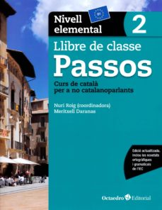 Descargar libro electrónico para ipad gratis PASSOS 2. NIVELL ELEMENTAL. LLIBRE DE CLASSE (EDICIÓ 2017) DJVU CHM in Spanish