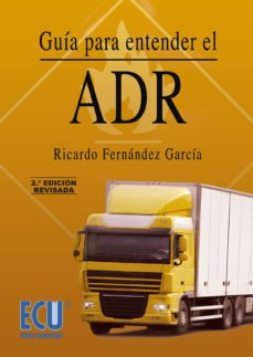 Libros textiles gratis descargar pdf GUIA PARA ENTENDER EL ADR  (2ª ED.) (Spanish Edition) 9788499484822 de RICARDO FERNANDEZ GARCIA