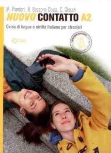 Mensaje de texto descargar libro NUOVO CONTATTO A2 (LIBRO + AUDIO ONLINE)