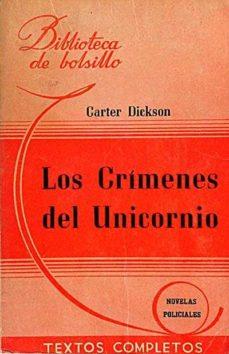 Upgrade6a.es Los Crímenes Del Unicornio Image
