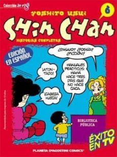 Lofficielhommes.es Shin Chan Nº 6 (Ed. En Español) Image