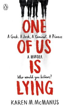 one of us is lying-karen mcmanus-9780141375632