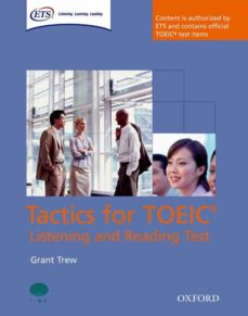 Descarga gratuita de libros griegos. TACTICS FOR TOEIC. LISTENING AND READING TEST. STUDENT S BOOK de  (Spanish Edition) 9780194529532 PDF CHM DJVU