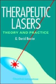 Descargas gratuitas de libros en inglés THERAPEUTIC LASERS: THEORY AND PRACTICE