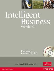 intelligent business elementary wb + cd-9781405881432