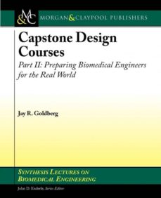 capstone design courses, part two-9781627050432