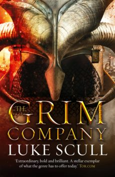 the grim company (ebook)-luke scull-9781781852132