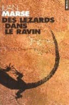 Descarga de base de datos de libros DES LEZARDDS DANS LE RAVIN