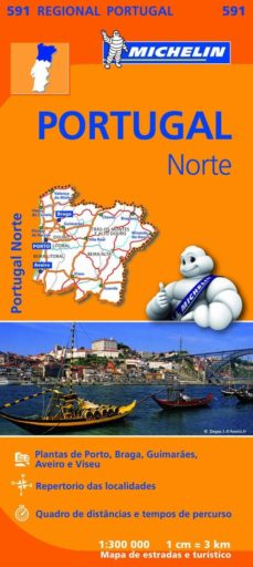 mapa regional portugal norte (2013)-9782067184732