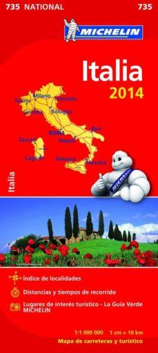 Permacultivo.es Mapa National Italia 2014 (Ref. 11735) Image