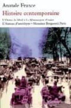 histoire contemporaine-anatole france-9782710326632