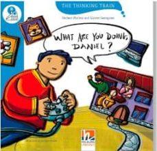 Descargar libros electrónicos en archivo pdf WHAT ARE YOU DOING DANIEL (Literatura española) PDF 9783990453032 de