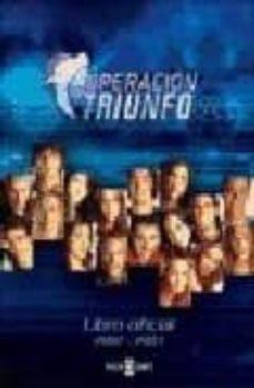 Permacultivo.es Operacion Triunfo. Libro Oficial 2002-2003 Image
