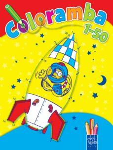 Concursopiedraspreciosas.es Coloramba 1-50: Cohete Image