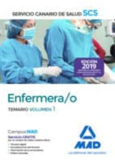 Curiouscongress.es Enfermera/o Del Servicio Canario De Salud: Temario Image