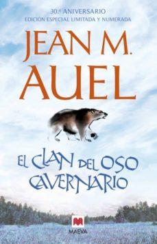 el clan del oso cavernario (30º aniversario. edicion especial lim itada y numerada)-jean m. auel-9788415120032