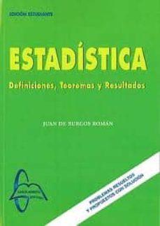 Followusmedia.es Estadistica: Definiciones Teoremas Resultados Image