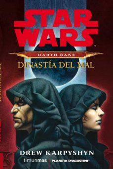 Descarga gratuita de libros de torrent. STAR WARS DARTH BANE: DINASTIA DEL MAL