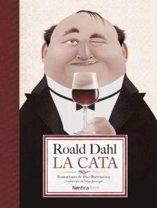 Descarga de libros audibles de Amazon LA CATA de ROALD DAHL in Spanish