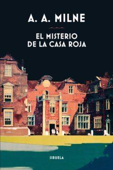 Descargar vista completa de libros de google EL MISTERIO DE LA CASA ROJA PDB iBook CHM (Literatura española) 9788417454432