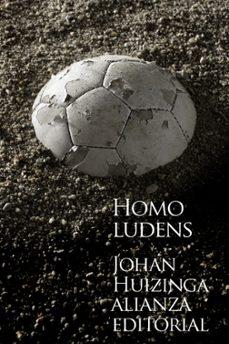 homo ludens-johan huizinga-9788420608532
