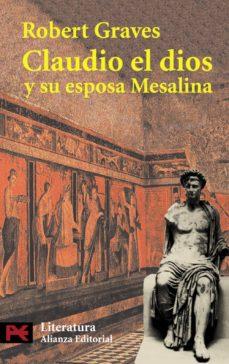 claudio, el dios y su esposa mesalina-robert graves-9788420635132