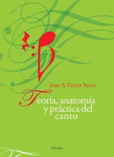 Inmaswan.es Teoria, Anatomia Y Practica Del Canto Image