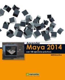 aprender maya 2014-9788426720832