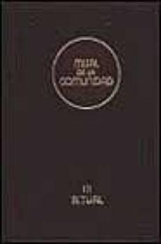 Inmaswan.es Misal De La Comunidad (T.3): Ritual (2ª Ed.) Image