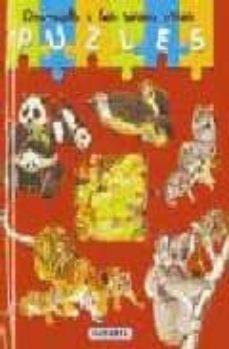 Valentifaineros20015.es Animals I Les Seves Cries (El Meu Primer Llibre De Puzzles) Image