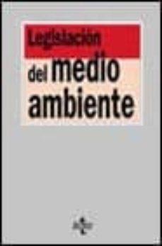 Milanostoriadiunarinascita.it Legislacion Del Medio Ambiente (4ª Ed.) Image