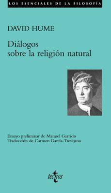 dialogos sobre la religion natural-david hume-9788430941032