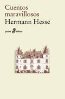 cuentos maravillosos-hermann hesse-9788435018432