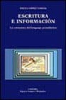 Javiercoterillo.es Escritura E Informacion Image