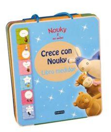 Mrnice.mx Crece Con Nouky: Libro Medidor Image