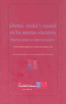 Followusmedia.es Libertad, Calidad Y Equidad En Los Sistemas Educativos Image