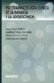 Padella.mx Psicofarmacologia Clinica De La Infancia Y La Adolescencia Image