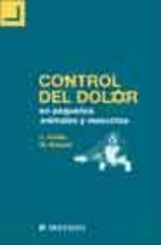Libera descargas de ebooks CONTROL DEL DOLOR EN PEQUEÑOS ANIMALES Y MASCOTAS en español 9788445813232 de J. HENKE, W. ERHARDT