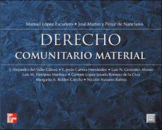 Vinisenzatrucco.it Derecho Comunitario: Material Image