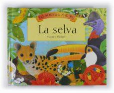 Bressoamisuradi.it Els Sons De La Selva (Llibre Desplegable Amb So) Image