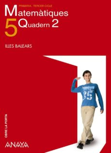Encuentroelemadrid.es Matemàtiques 5. Quadern 2.illes Balears Catalán Image