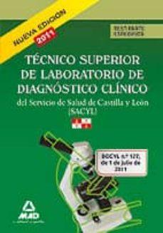 Viamistica.es Tecnico Superior De Laboratorio De Diagnostico Clinico, Servicio De Salud De Castilla Y Leon (Sacyl). Temario Parte Especifica Image