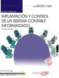 Officinefritz.it Manual Implantacion Y Control De Un Sistema Contable Informatizad O. Certificados De Profesionalidad: Manual Image