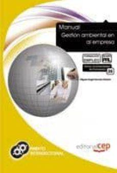 Chapultepecuno.mx Manual Gestion Ambiental En La Empresa. Formacion Para El Empleo Image