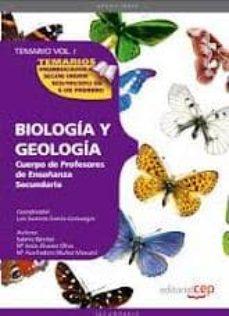 Srazceskychbohemu.cz Biologia Y Geologia. Cuerpo De Profesores De Enseñanza Secundaria Image