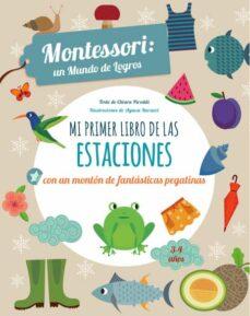 Geekmag.es Mundo De Logros:primer Libro De Las Estaciones (Vvkids) Image