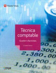 Mrnice.mx Tècnica Comptable. Quadern D Activitats. Cfgm Image